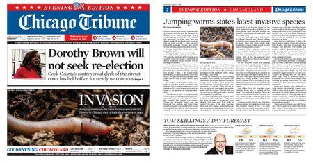 Chicago Tribune Evening Edition – August 14, 2019
