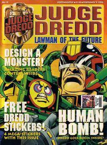 Judge Dredd - Lawman of the Future 015 1996-02-09 Zeg
