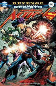 Action Comics 982 2017 2 covers Digital Zone-Empire