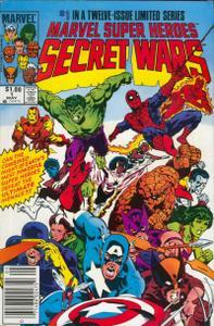 [1984] Secret Wars/Secret Wars 004 - Situation Hopeless