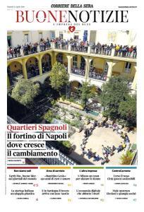 Corriere della Sera Buone Notizie - 16 Aprile 2019