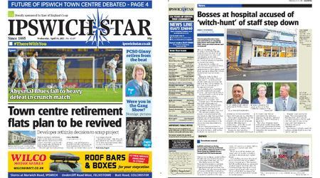 Ipswich Star – April 14, 2021