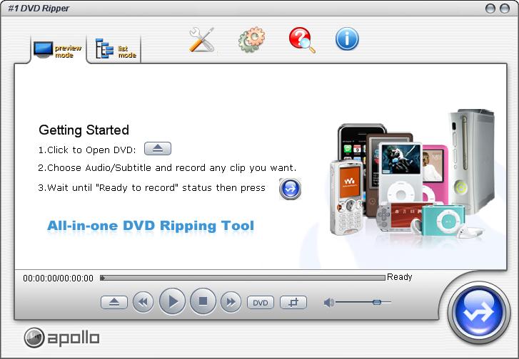 #1 DVD Ripper 8.1.1.0