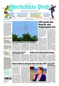 Oberhessische Presse Hinterland - 25. Juni 2019
