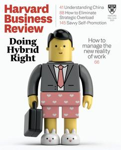 Harvard Business Review USA - May/June 2021