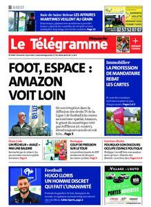 Le Télégramme Brest Abers Iroise – 13 juin 2021