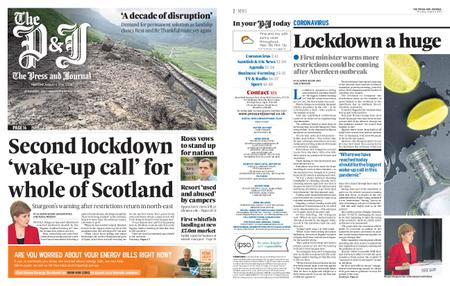 The Press and Journal Moray – August 06, 2020