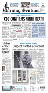 Morning Sentinel – April 04, 2020