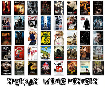 Movie Posters March 2010