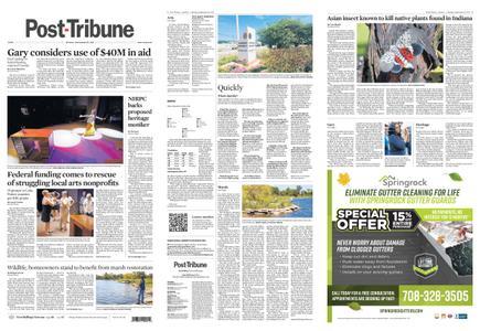 Post-Tribune – September 20, 2021