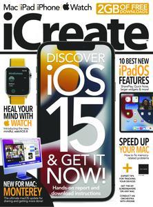 iCreate UK - July 2021