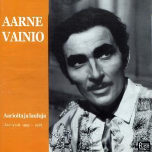 Aarne Vainio - Aarioita ja lauluja (2019)