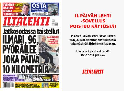 Iltalehti – 16.10.2019