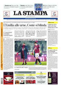 La Stampa Alessandria - 26 Gennaio 2020