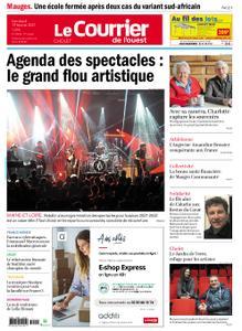 Le Courrier de l'Ouest Cholet – 19 février 2021