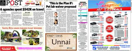 The Guam Daily Post – July 23, 2019
