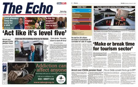 Evening Echo – October 10, 2020