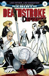 Deathstroke 023 2017 2 covers Digital Zone-Empire