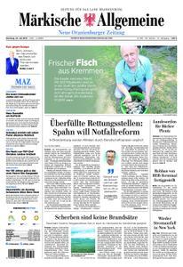 Neue Oranienburger Zeitung - 23. Juli 2019