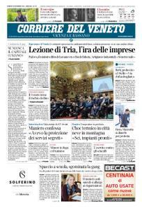 Corriere del Veneto Vicenza e Bassano – 16 novembre 2018