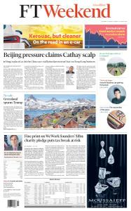 Financial Times Asia - August 17, 2019