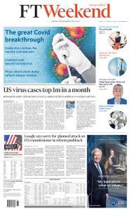 Financial Times Europe - November 14, 2020