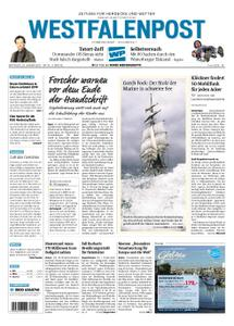 Westfalenpost Wetter - 23. Januar 2019