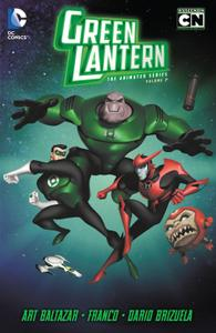 Green Lantern-The Animated Series v02 2013 digital Son of Ultron