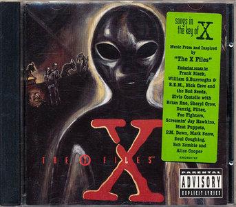 VA - Songs In The Key Of X (1996)
