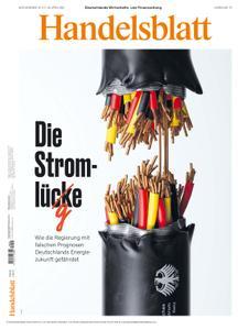 Handelsblatt - 16 April 2021