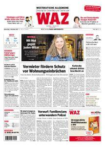 WAZ Westdeutsche Allgemeine Zeitung Oberhausen-Sterkrade - 09. November 2017