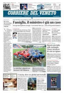 Corriere del Veneto Vicenza e Bassano - 3 Giugno 2018