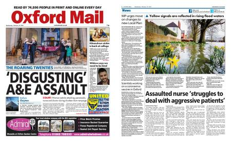 Oxford Mail – February 19, 2020