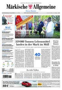 Märkische Allgemeine Dosse Kurier - 21. April 2018