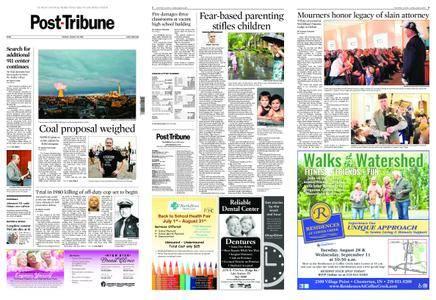 Post-Tribune – August 26, 2018