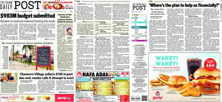The Guam Daily Post – August 09, 2020