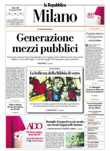 la Repubblica Milano – 27 giugno 2019