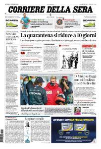 Corriere della Sera – 12 ottobre 2020