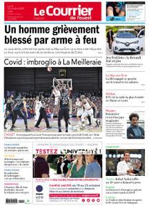Le Courrier de l'Ouest Cholet – 12 octobre 2020