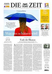 Die Zeit - 10. September 2020