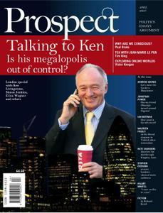 Prospect Magazine - April 2007