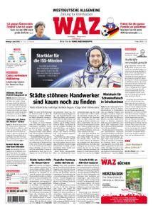 WAZ Westdeutsche Allgemeine Zeitung Oberhausen-Sterkrade - 04. Juni 2018