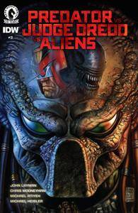 Predator vs Judge Dredd vs Aliens 003 2016 digital The Magicians-Empire