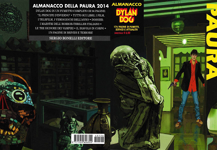 Dylan Dog - Almanacco Della Paura 2014
