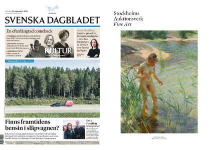 Svenska Dagbladet – 29 september 2019