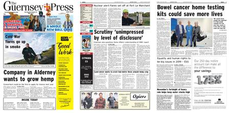 The Guernsey Press – 11 December 2018