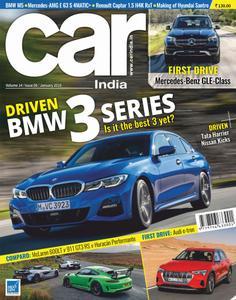 Car India - January 2019