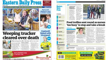 Eastern Daily Press – January 09, 2020