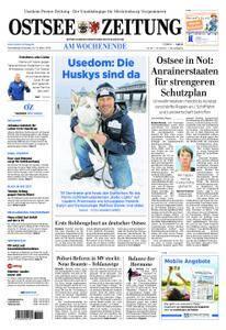 Ostsee Zeitung Wolgast - 10. März 2018