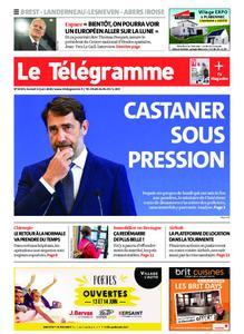 Le Télégramme Brest Abers Iroise – 13 juin 2020